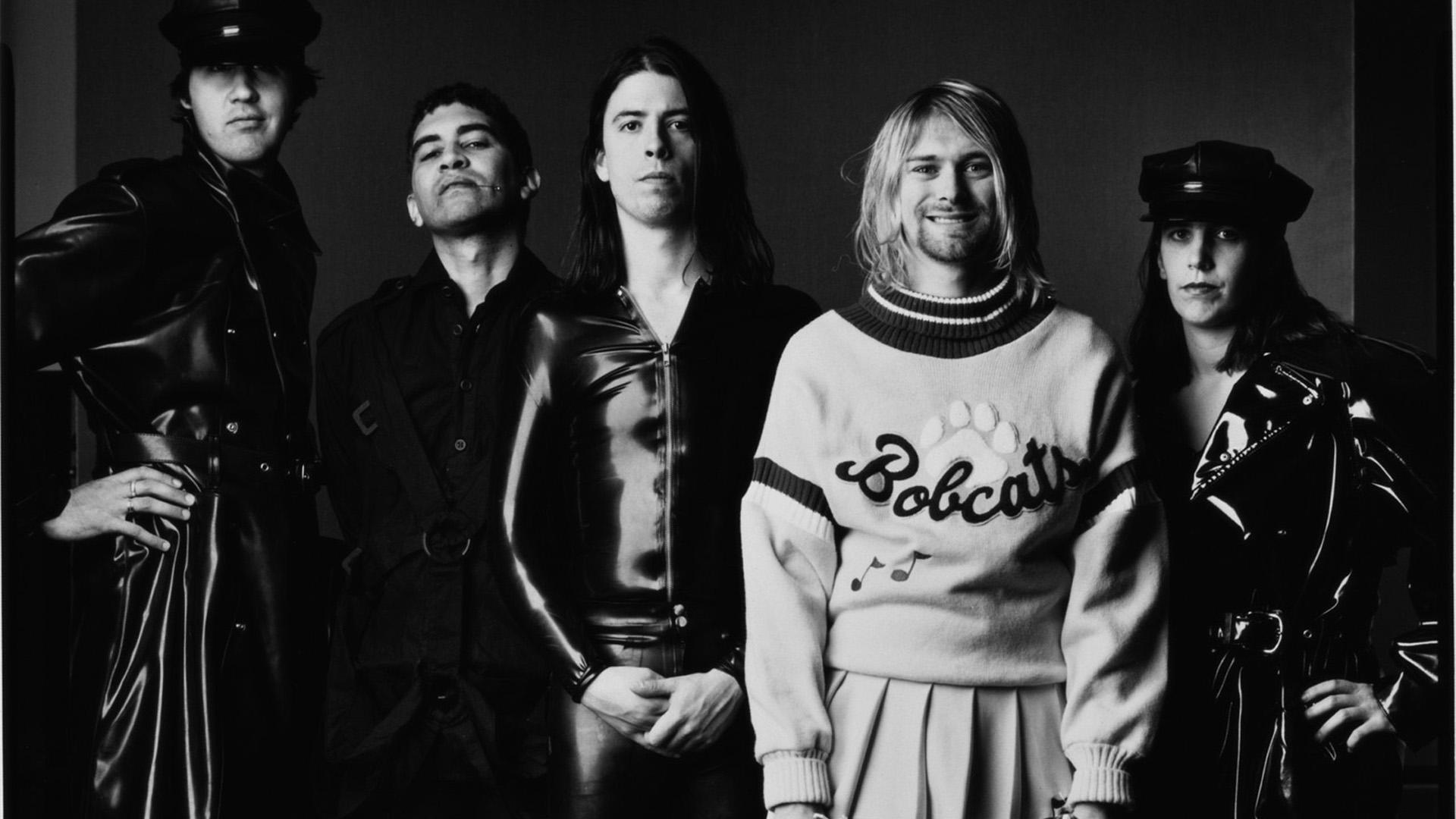 Music Quotes Wallpaper Guitar Nirvana Wallpapers Hd Pixelstalk Net