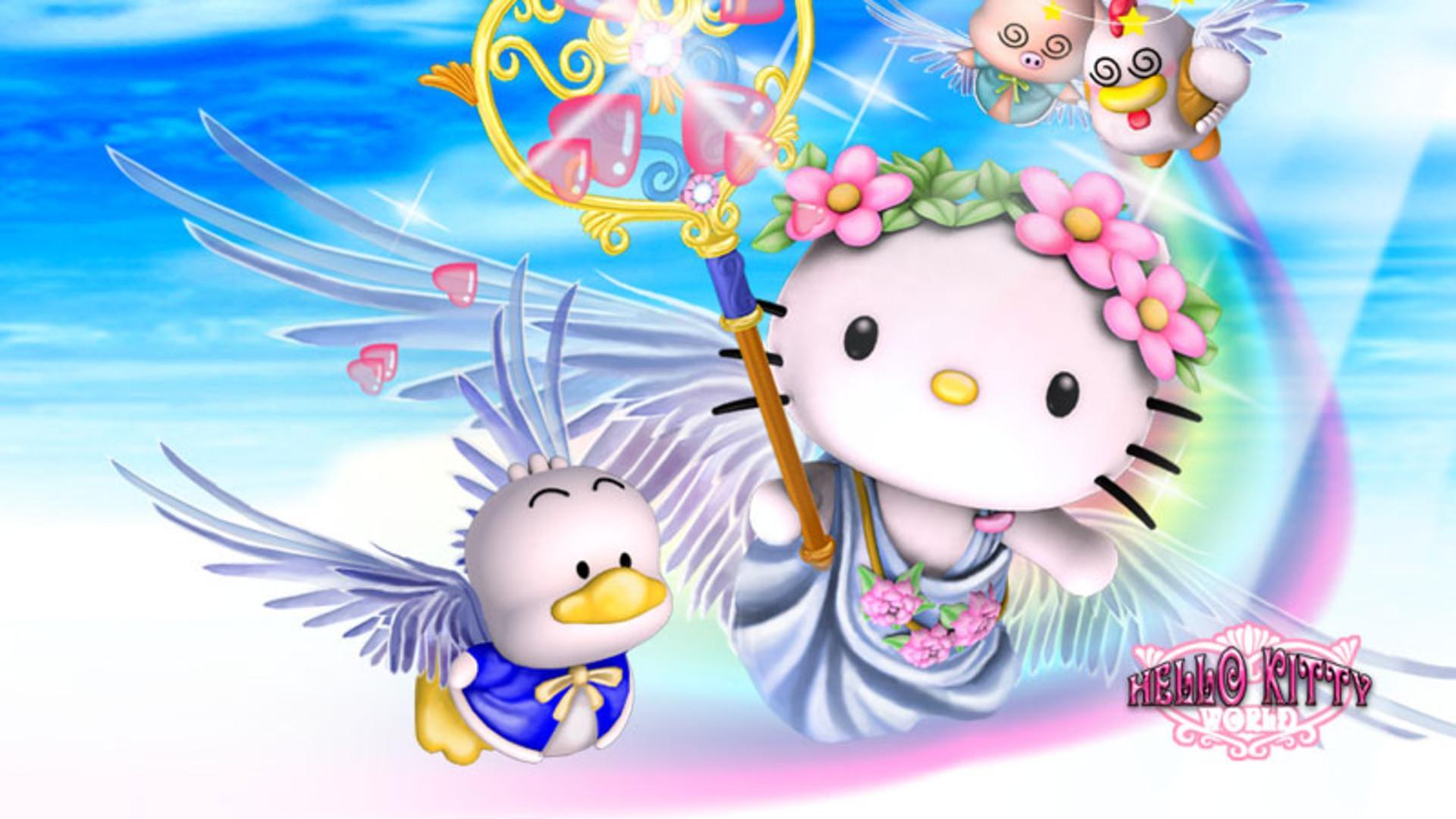 Cute Sanrio Wallpapers Hello Kitty Wallpaper Hd Pixelstalk Net
