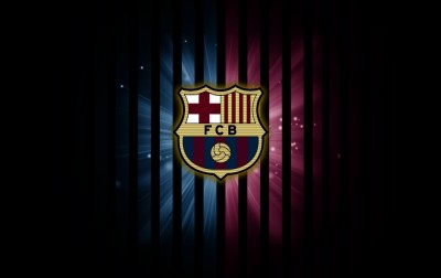 FC Barcelona Logo Wallpaper Download | PixelsTalk.Net