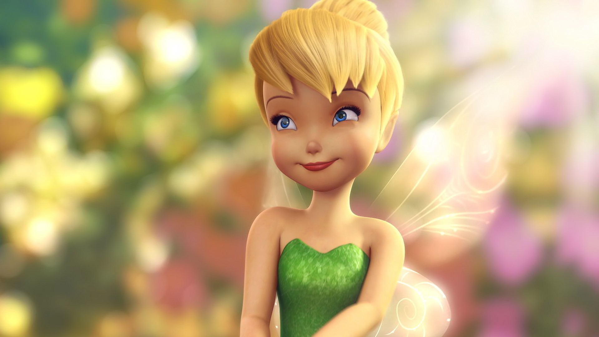 Totoro Cute Wallpaper Tinkerbell Wallpapers Hd Pixelstalk Net