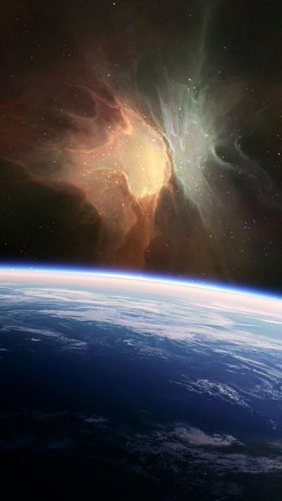 Space iPhone Backgrounds | PixelsTalk.Net