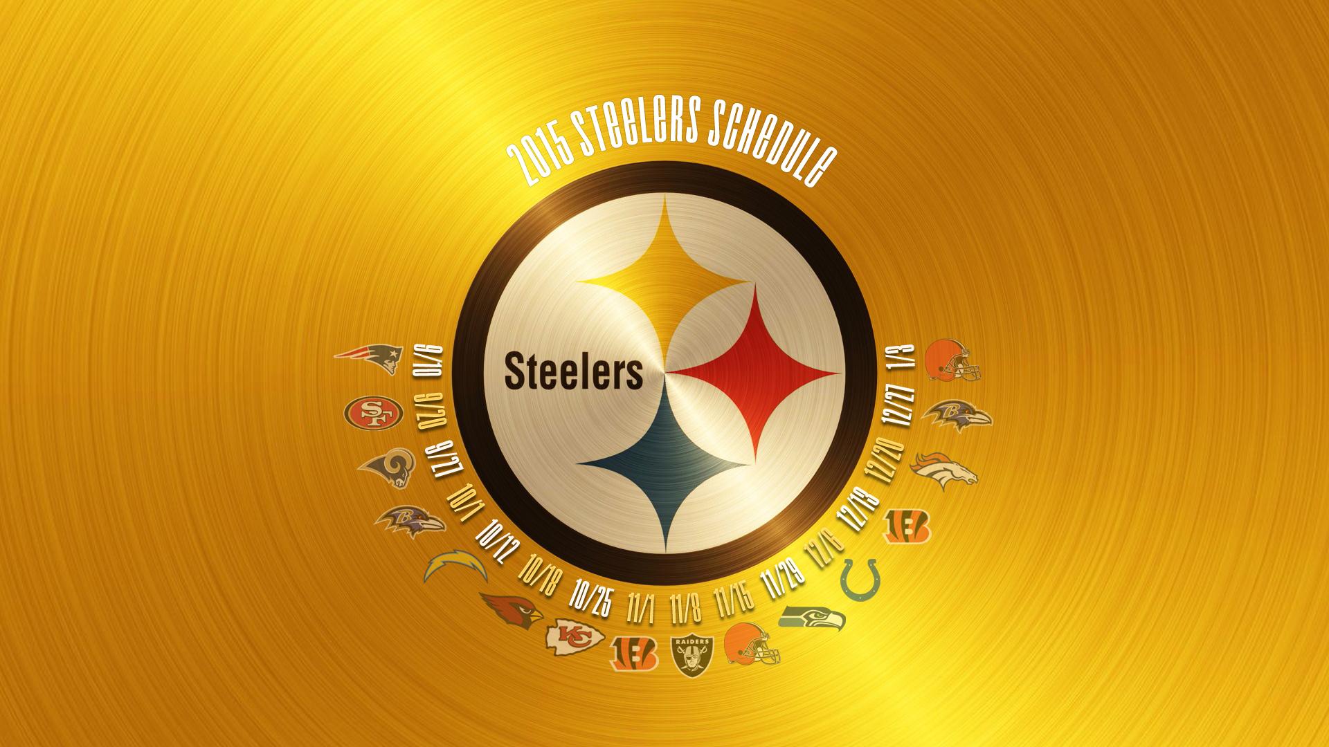 Steelers Girl Iphone Wallpaper Pittsburgh Steelers Logo Wallpaper Hd Pixelstalk Net