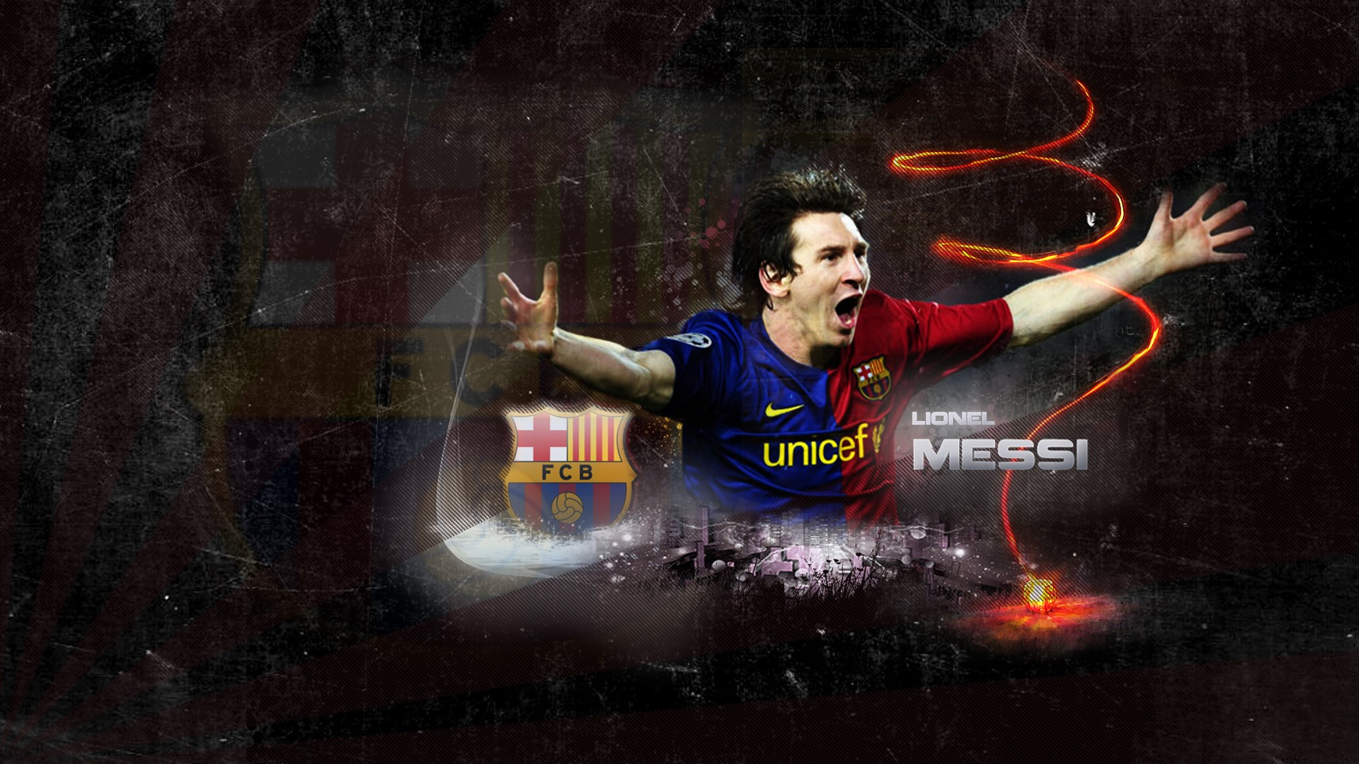 Messi Hd Wallpapers 1080p Lionel Messi 1920x1080 Backgrounds Full Hd Pixelstalk Net