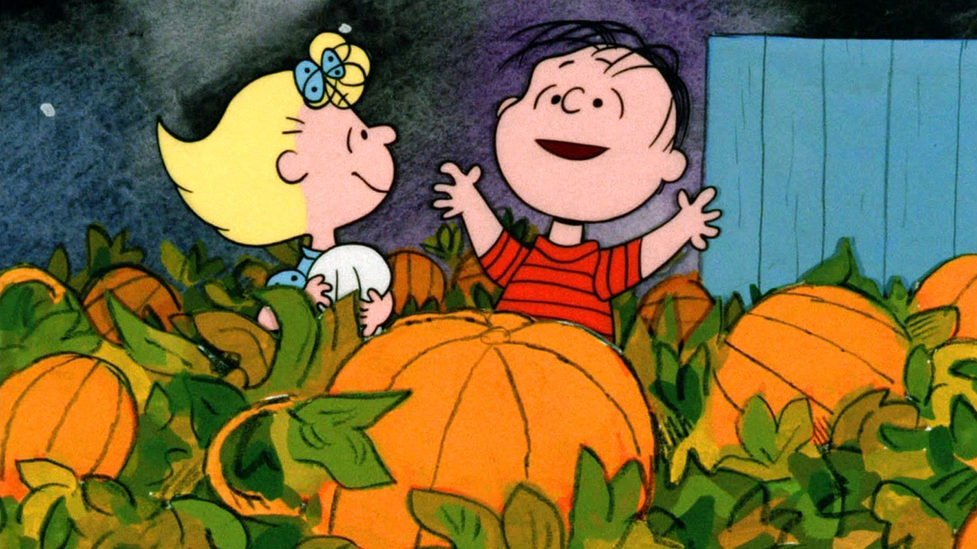 Peanuts Fall Wallpaper Download Great Pumpkin Charlie Brown Backgrounds Free