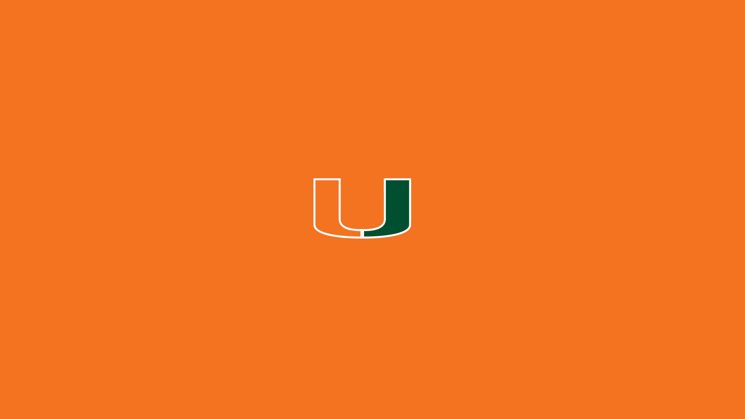 University Of Miami Wallpaper Hd Download Free Miami Hurricanes Wallpapers Pixelstalk Net