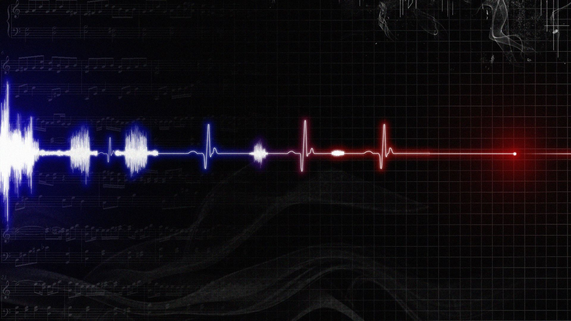 Hd 3d Wallpapers For Pc Full Screen Free Download Sound Wave Hd Wallpapers Pixelstalk Net