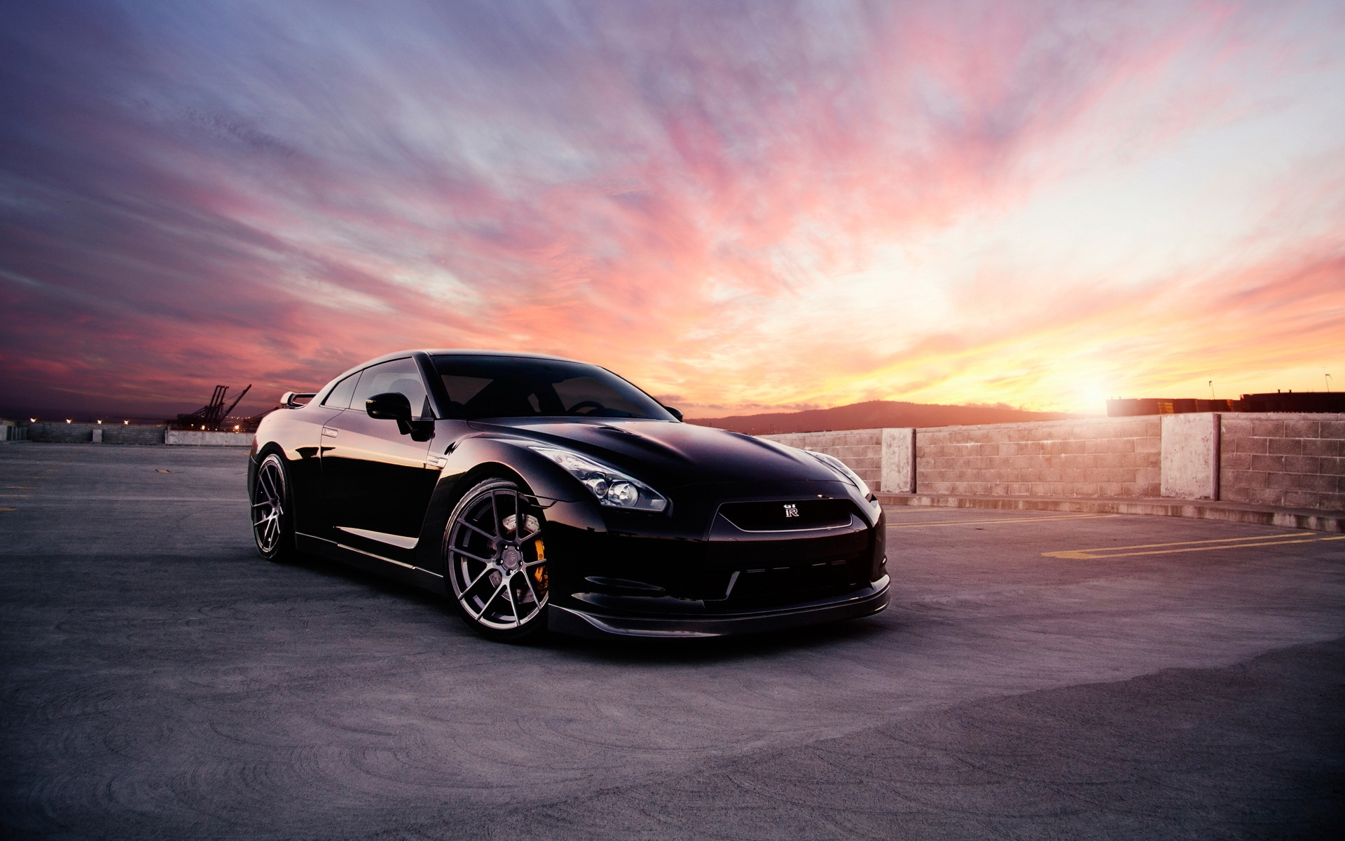 Fall Season Wallpapers Desktop Black Nissan Gtr Wallpapers Pixelstalk Net