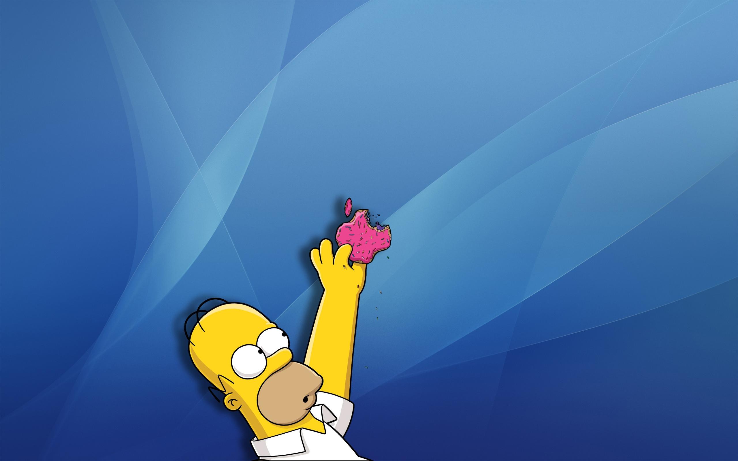 Fall Cartoon Wallpaper Desktop Simpsons Hd Wallpapers Pixelstalk Net