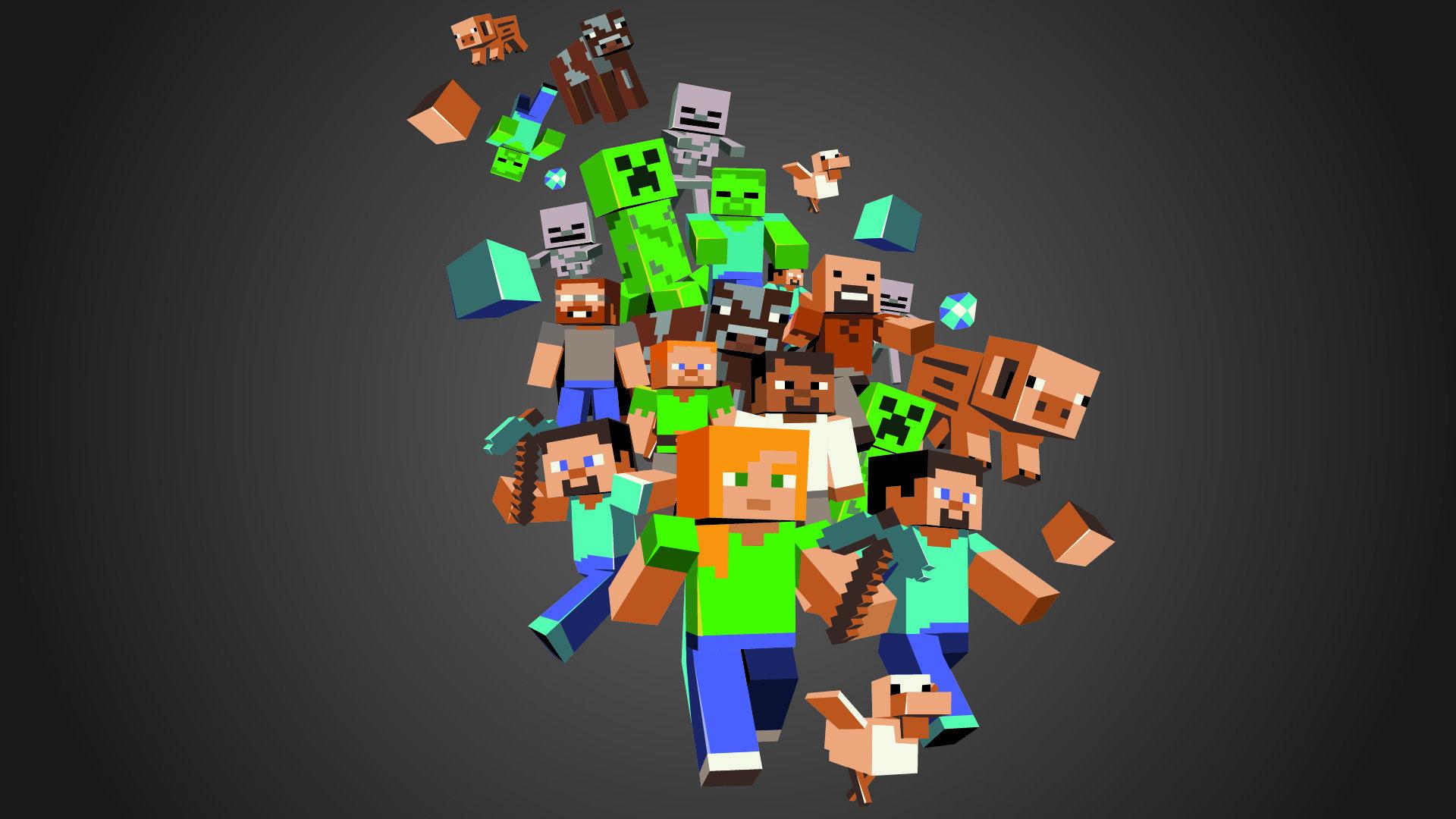 Best 3d Hd Wallpapers For Pc Minecraft Wallpaper Maker Pixelstalk Net