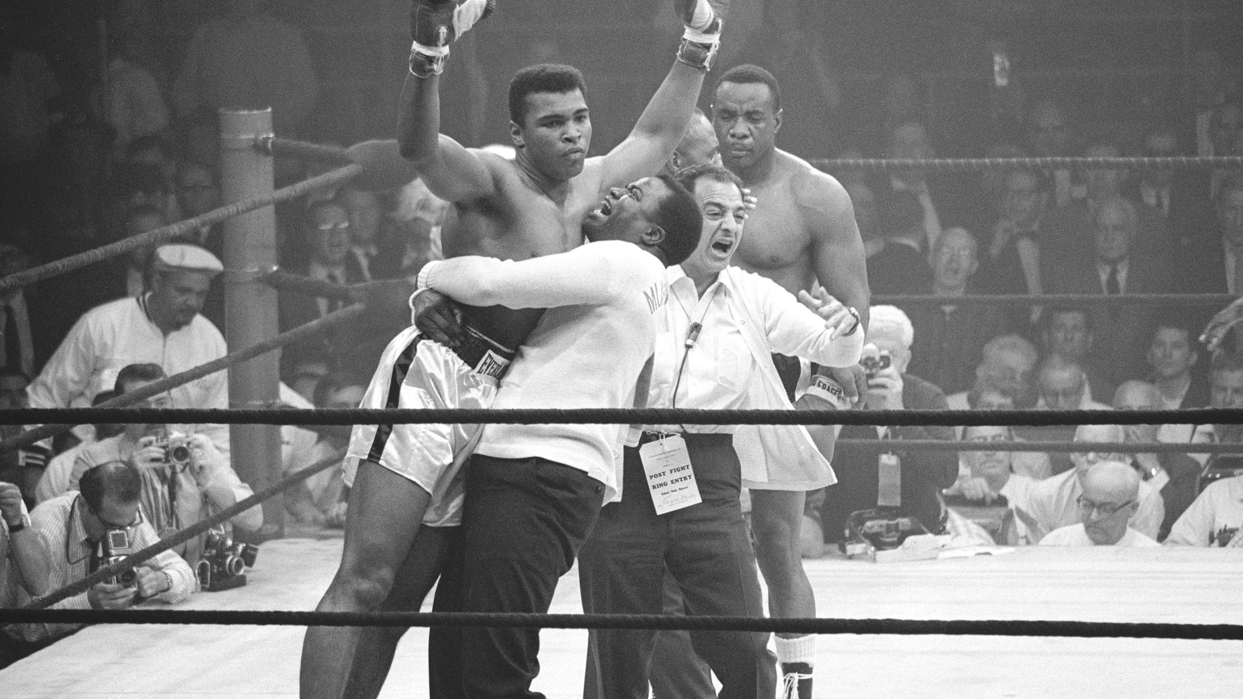 Boxing Ring Wallpaper Hd Muhammad Ali Hd Backgrounds Pixelstalk Net
