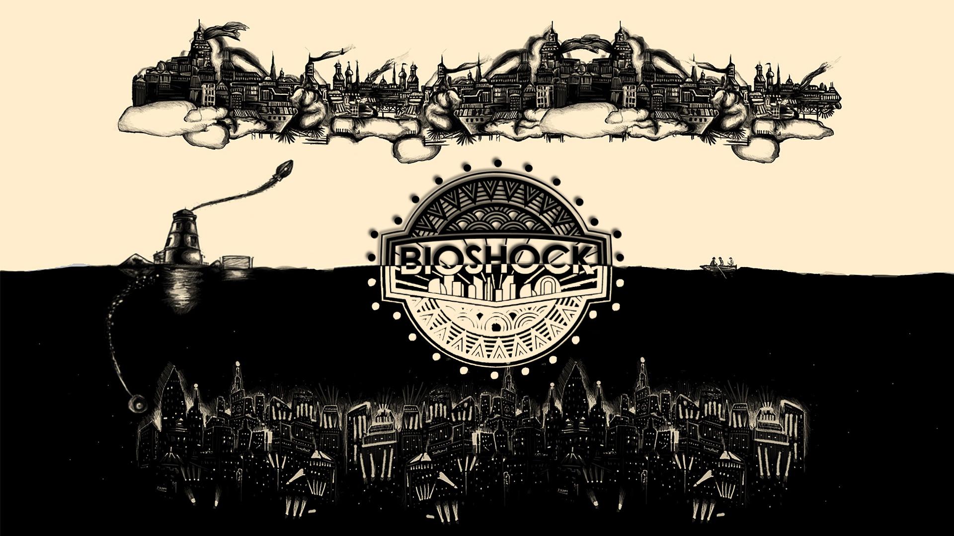 Inspirational Quotes Wallpaper For Iphone 4 Bioshock Wallpapers Hd Pixelstalk Net