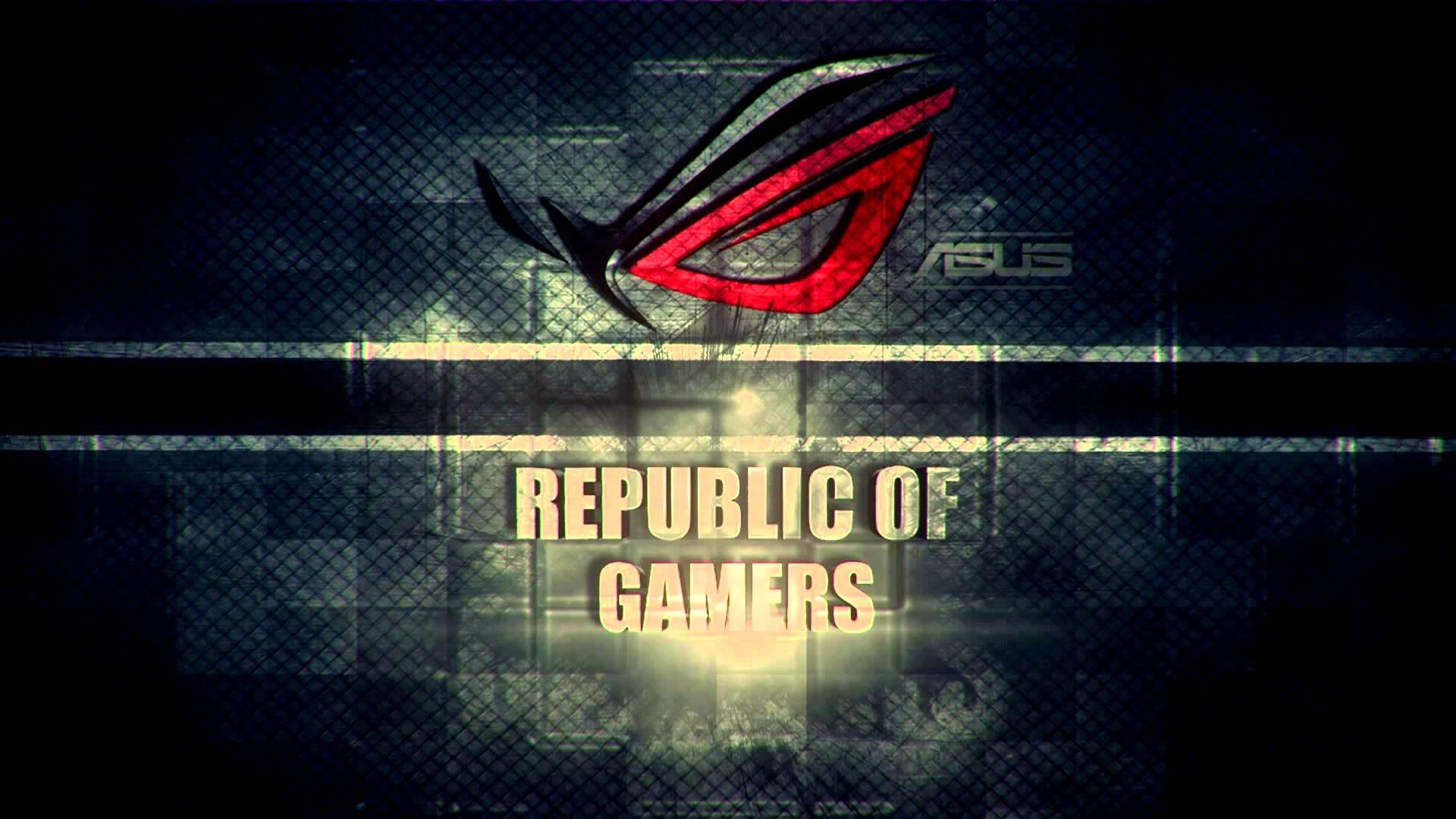 Gamers Quotes Wallpaper Republic Of Gamers Backgrounds Download Free Pixelstalk Net