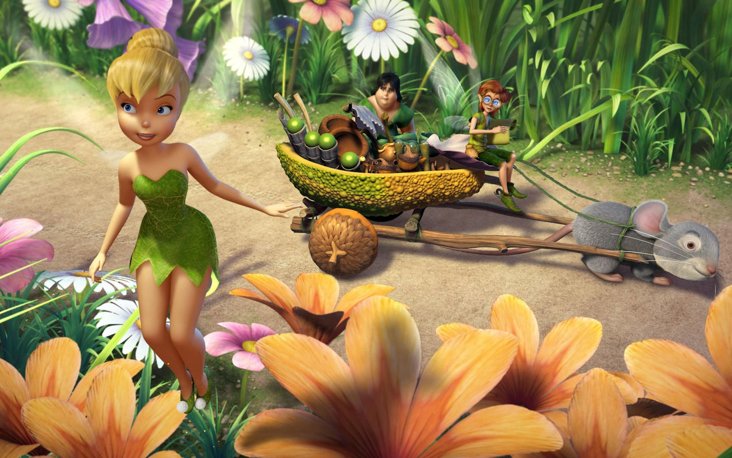 Cute Fairy Wallpaper 3d Desktop Tinkerbell Hd Wallpapers Pixelstalk Net
