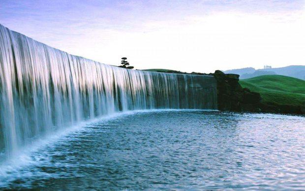 Free Fall Desktop Wallpaper For Mac Waterfall Backgrounds Free Pixelstalk Net