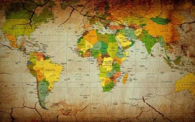 World Map Wallpaper HD | PixelsTalk.Net