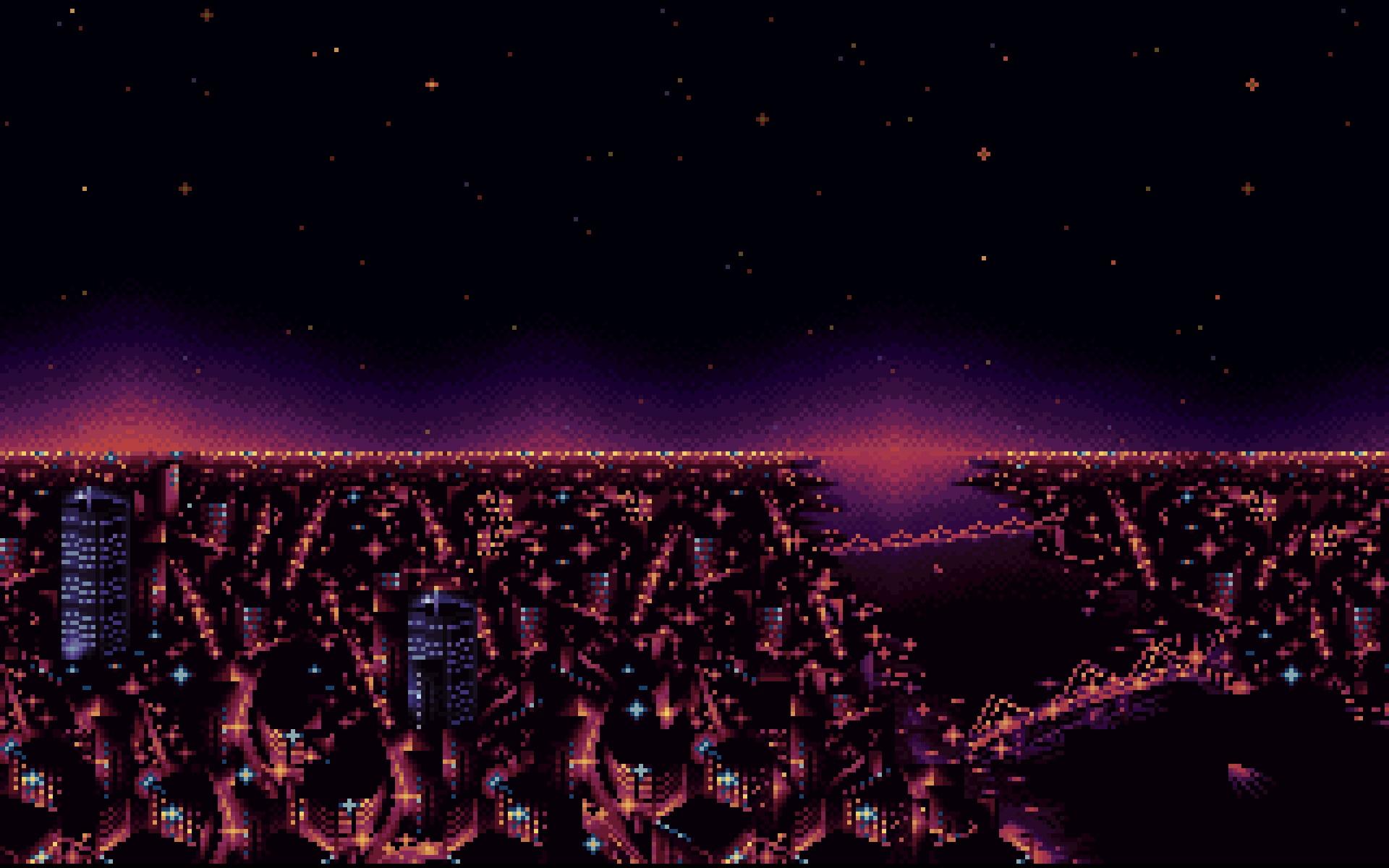 Free Xmas Wallpapers Animated Free Download 8 Bit Wallpapers Pixelstalk Net