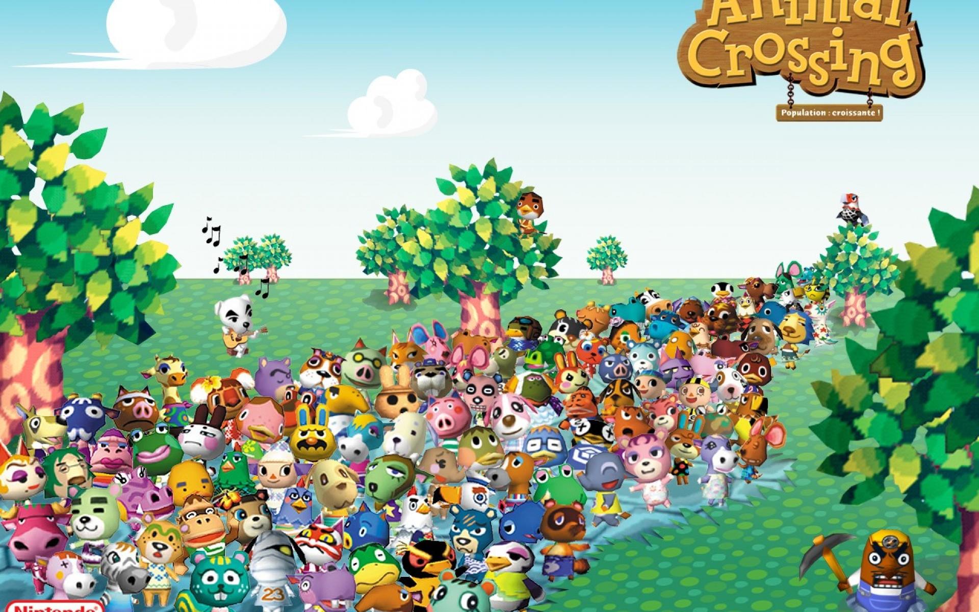 Animal Crossing Desktop Wallpaper Animal Crossing Images Download Pixelstalk Net