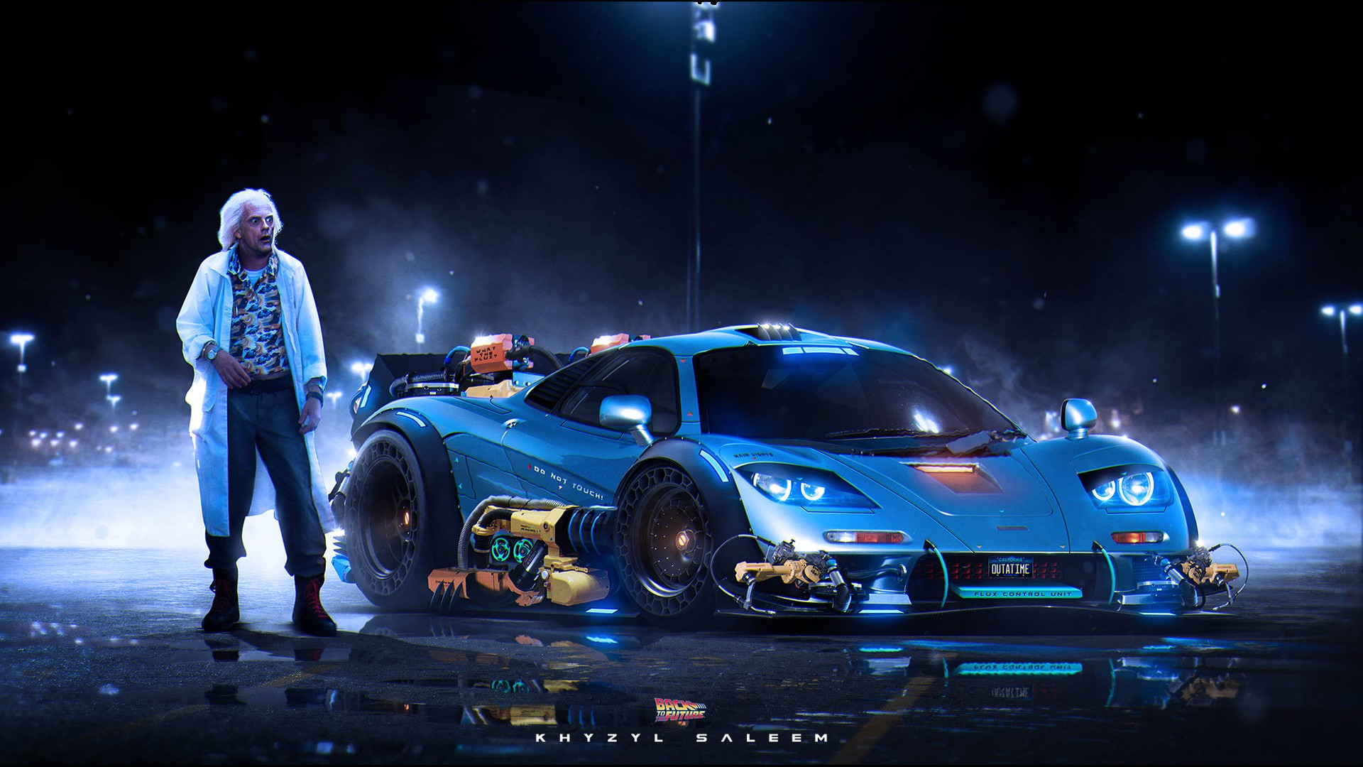Free Download 3d Desktop Wallpapers Backgrounds Back To The Future Images Download Hd Wallpapers
