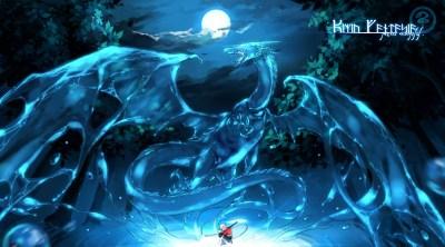 Free Download Blue Eyes White Dragon Wallpapers | PixelsTalk.Net