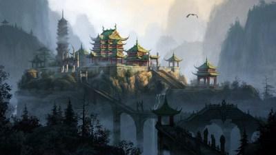 Chinese Desktop Backgrounds | PixelsTalk.Net