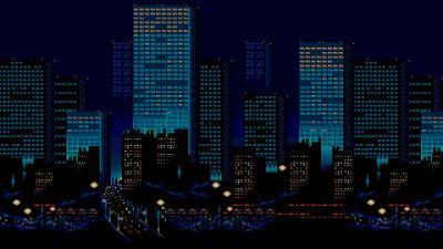HD 8 Bit Backgrounds   PixelsTalk.Net