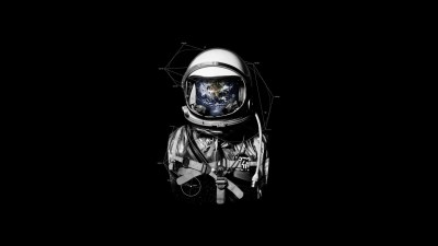 HD Astronaut Wallpapers | PixelsTalk.Net