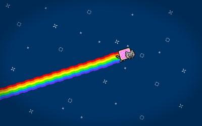 HD Nyan Cat Wallpapers   PixelsTalk.Net