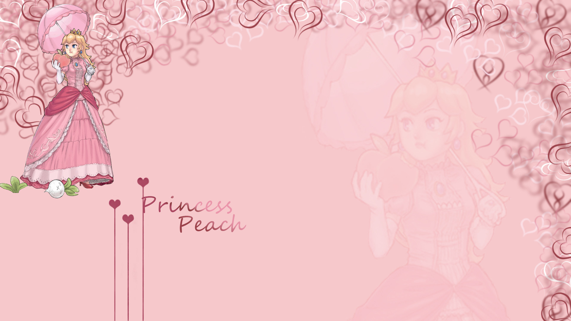 Cute Pinkish Wallpapers Princess Backgrounds Free Download Pixelstalk Net