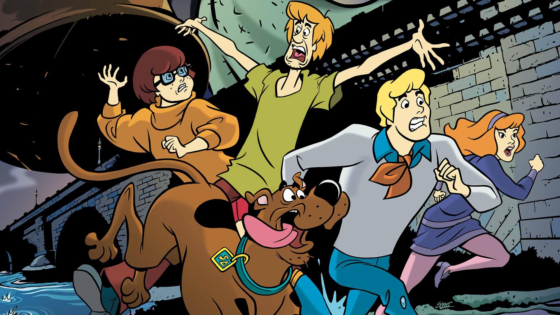 Happy Quotes Iphone Wallpaper Download Free Scooby Doo Backgrounds Pixelstalk Net