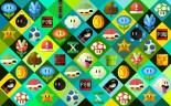 Nintendo Mario Power Ups