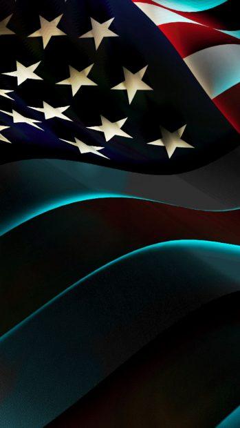 Vintage Wallpaper Quotes American Flag Hd Iphone Wallpapers Pixelstalk Net