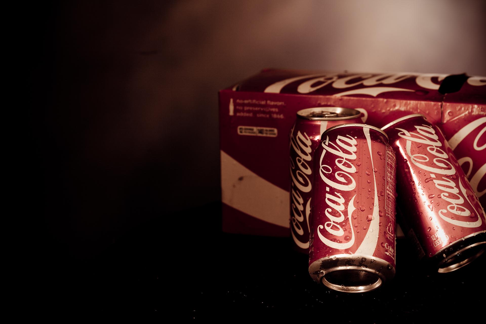 Wallpaper Coca Cola 3d Coca Cola Wallpapers Hd Pixelstalk Net