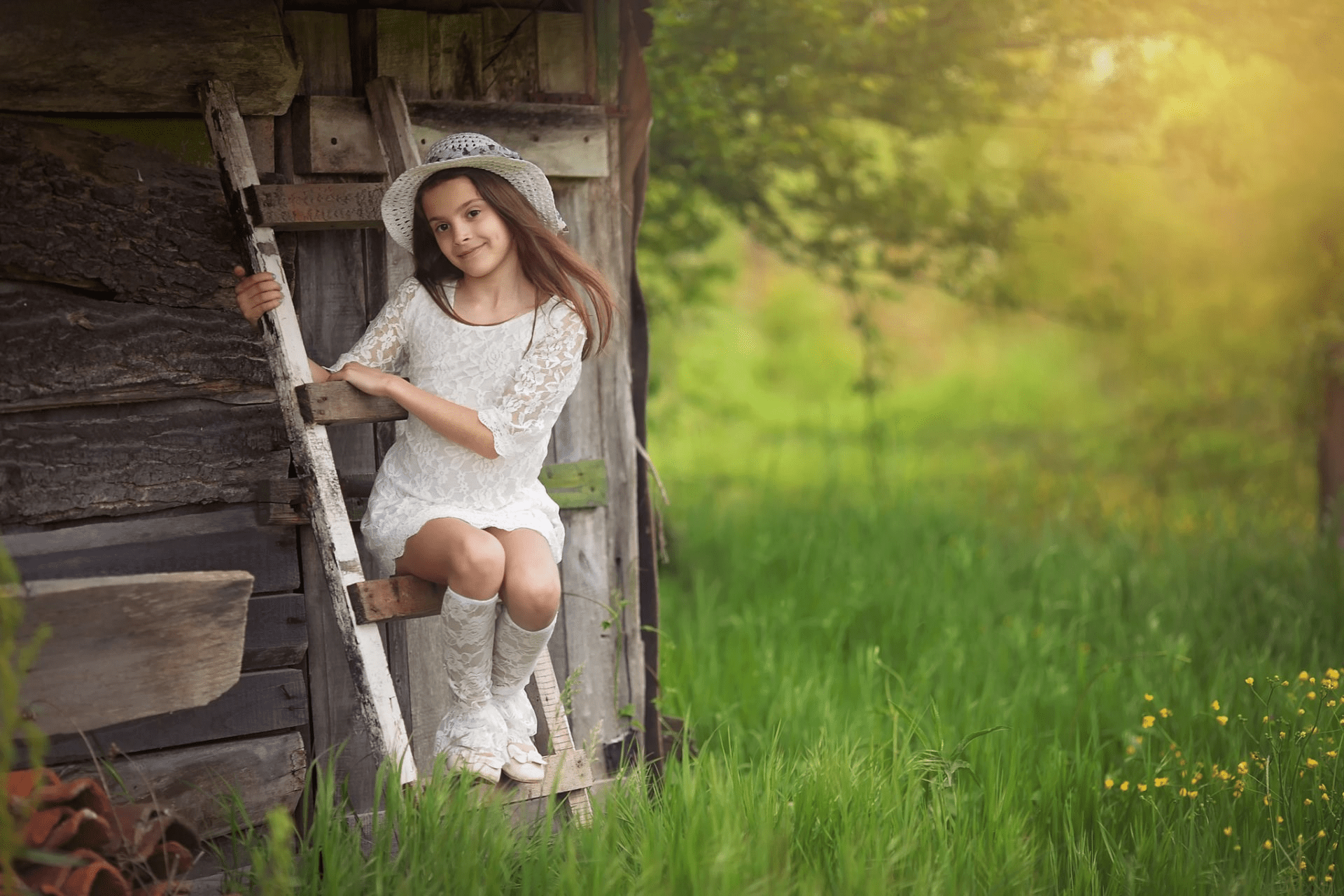 Cute Little Girl Hd Wallpapers 1080p Country Girl Wallpapers Pixelstalk Net