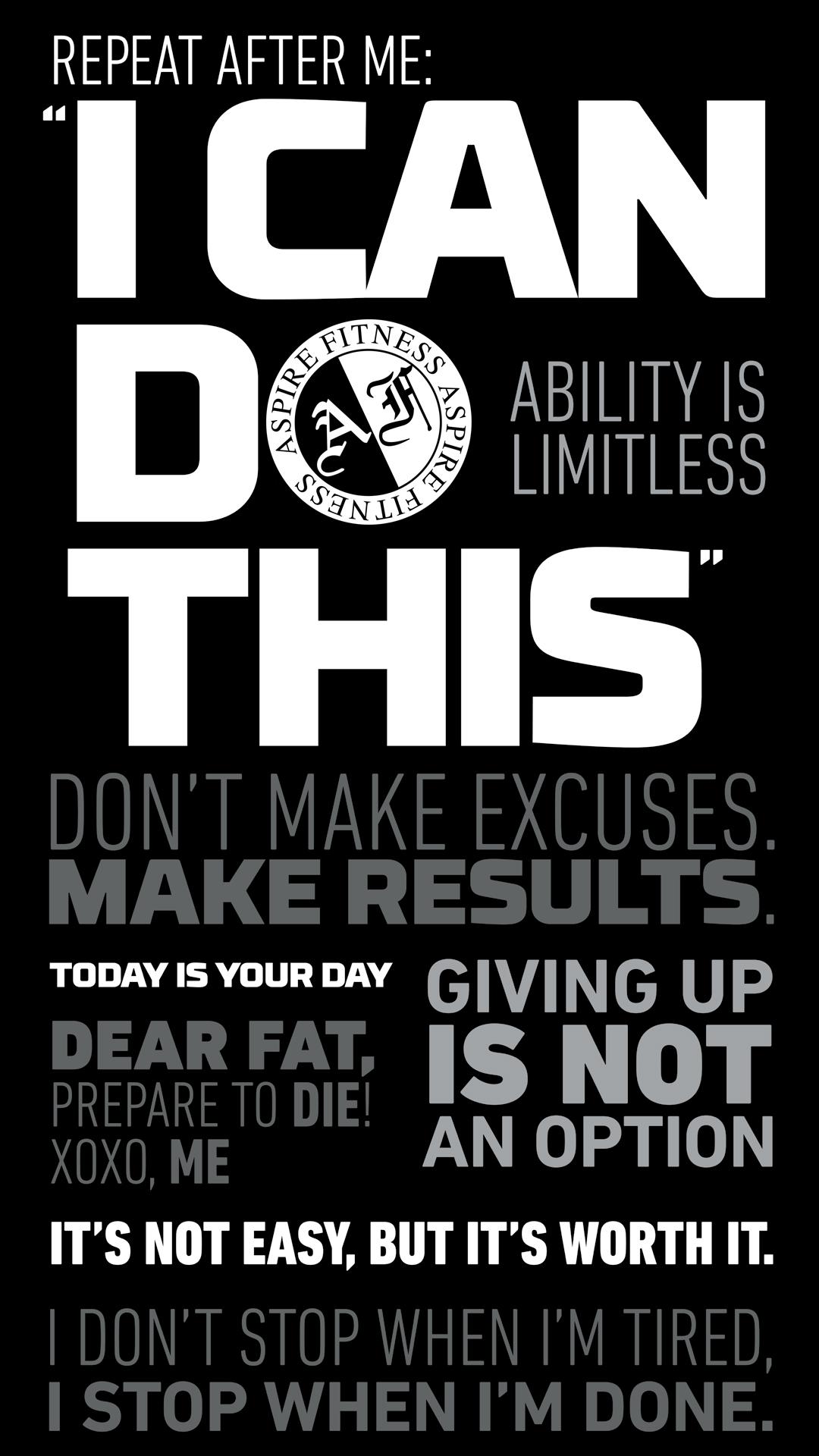 Bodybuilding Motivation Quotes Wallpaper Download Free Motivational Iphone Wallpapers Pixelstalk Net