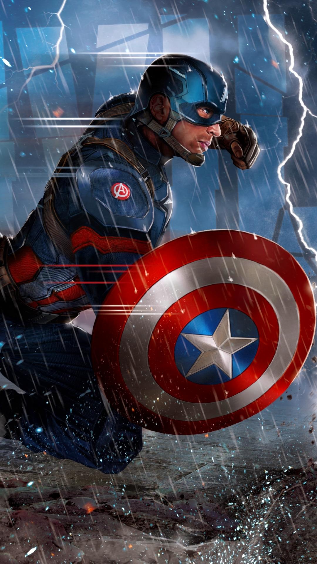 Iphone 6s Fish Wallpaper Download Captain America Iphone Wallpapers Pixelstalk Net