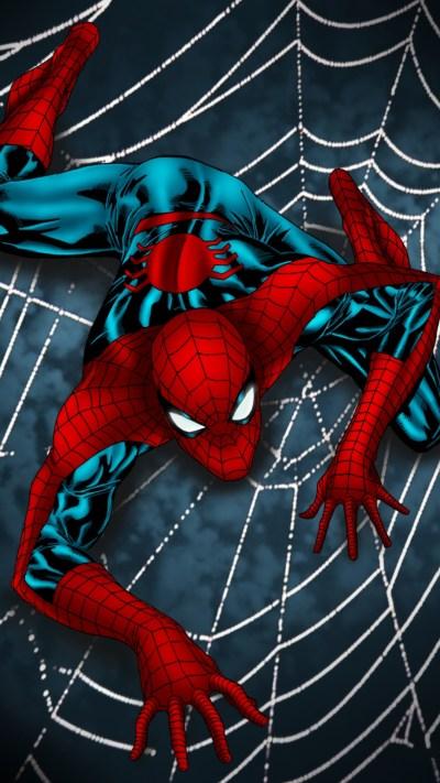 HD Spiderman Wallpapers for Iphone | PixelsTalk.Net