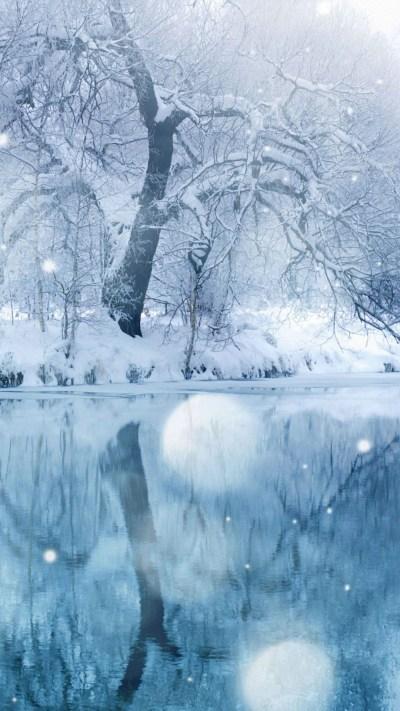Free Download Winter Wallpapers for Iphone | PixelsTalk.Net