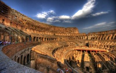 Ancient Rome Wallpaper HD | PixelsTalk.Net