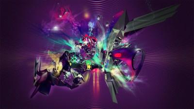 Abstract Music HD Wallpaper | PixelsTalk.Net
