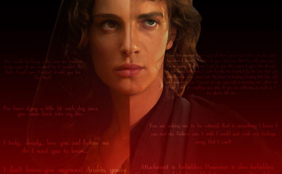 Inspirational Quotes Wallpaper Download Anakin Skywalker Wallpaper For Desktop Pixelstalk Net
