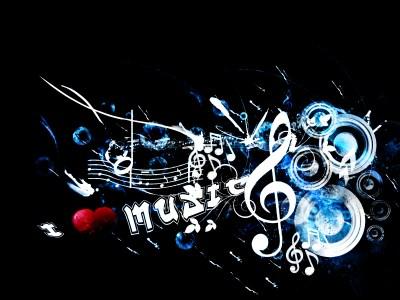 Download Free Abstract Music Background | PixelsTalk.Net