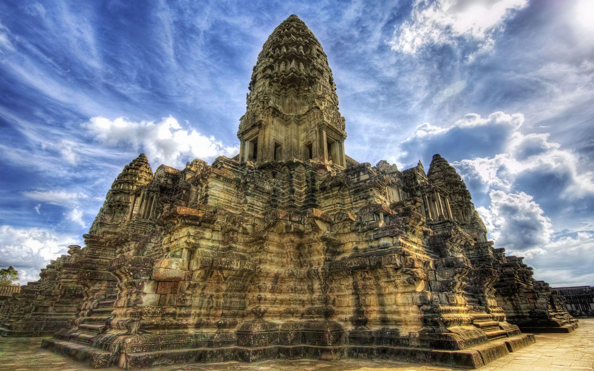 Happy New Year 2016 3d Wallpaper For Pc Angkor Wat Hd Wallpaper Pixelstalk Net