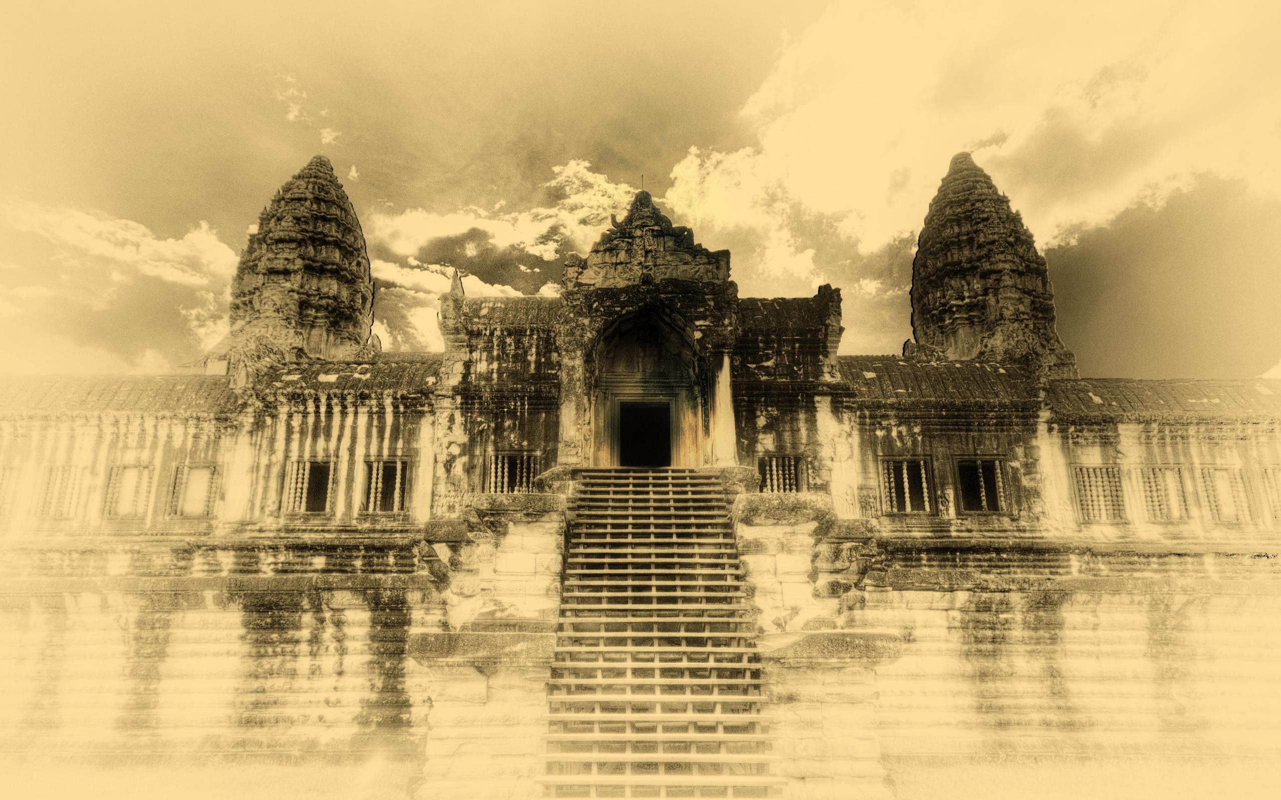 Awesome Hd Wallpapers For Mac Angkor Wat Desktop Background Pixelstalk Net