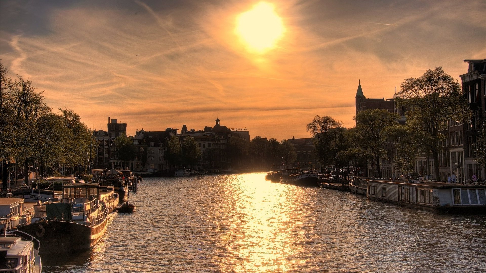 Summer Desktop Wallpaper Hd Amsterdam Backgrounds Free Download Pixelstalk Net