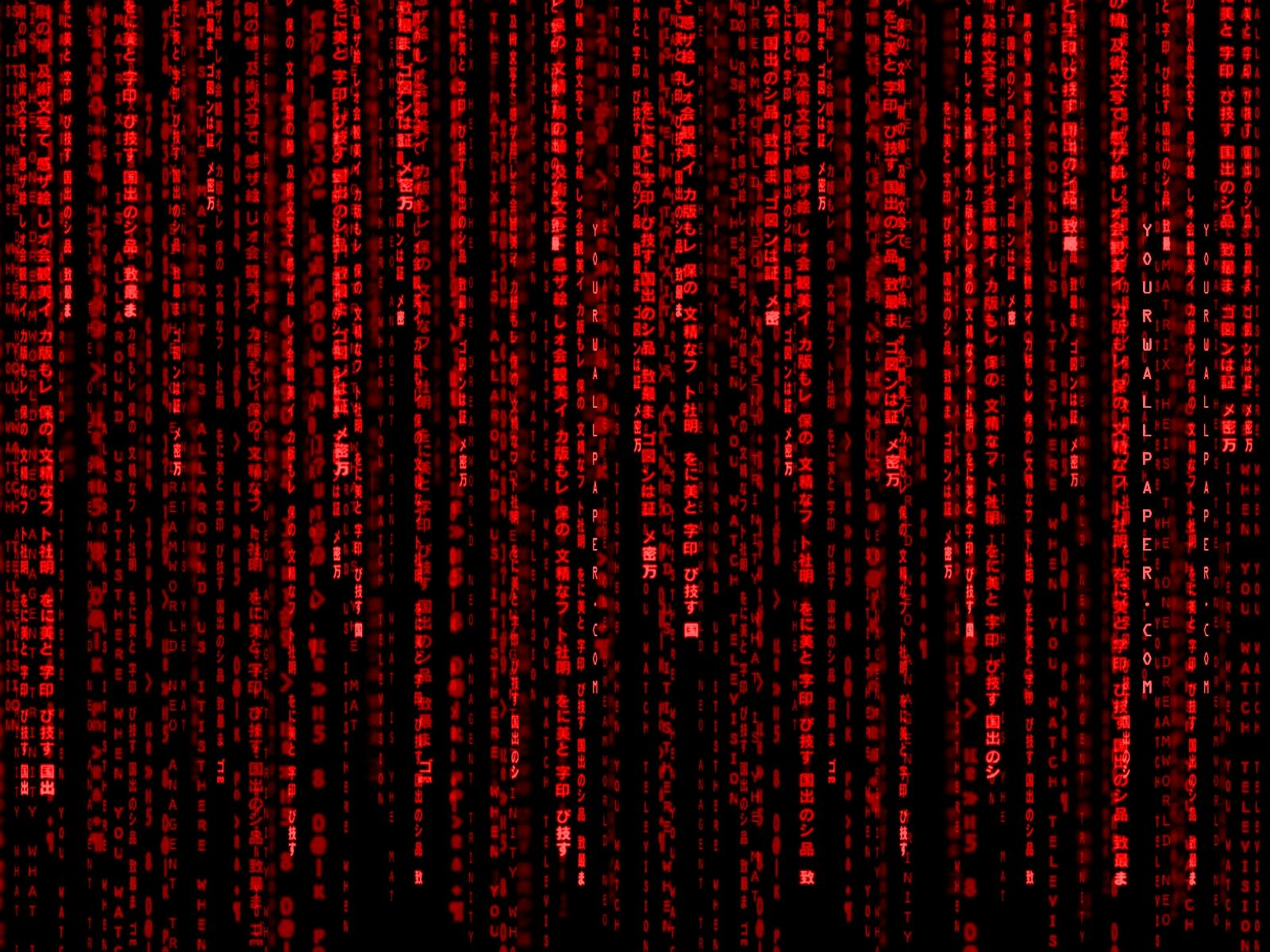 Free Full Screen Fall Wallpaper Download Free Animated Matrix Background Pixelstalk Net