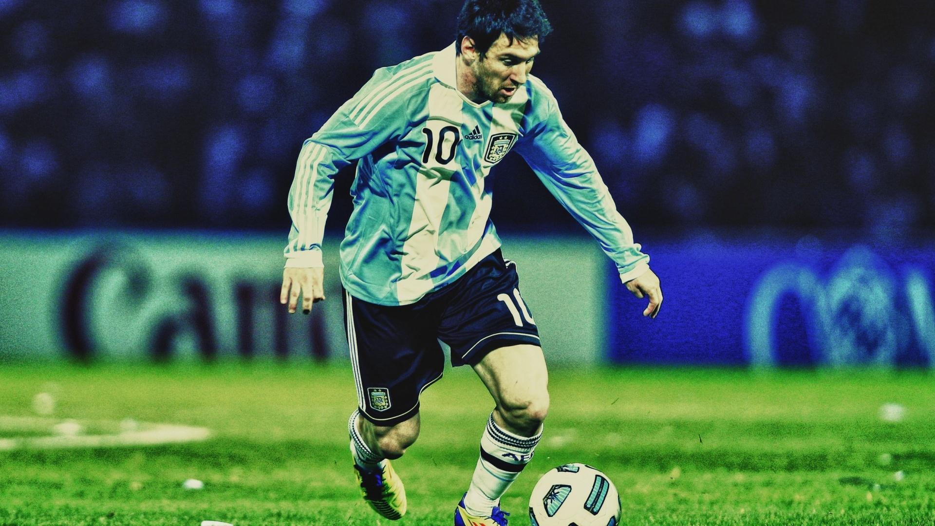 Messi 3d Wallpaper 2017 Hd Argentina Soccer Wallpaper Pixelstalk Net