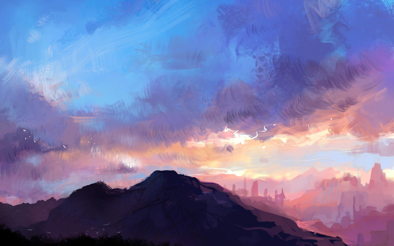 Totoro Cute Wallpaper Free Anime Landscape Backgrounds Pixelstalk Net