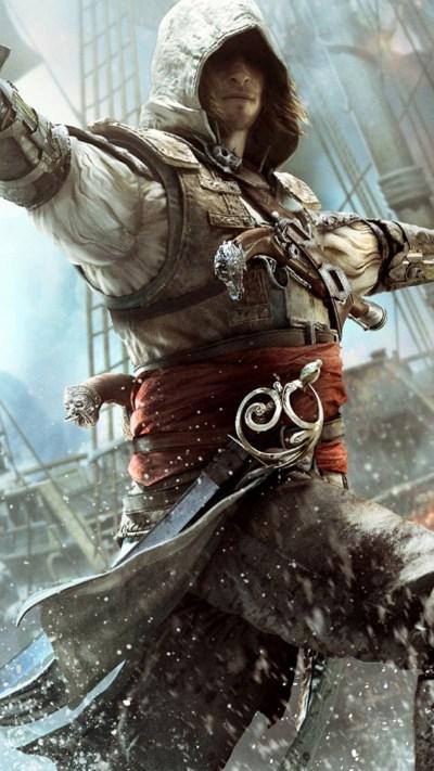 HD Assassin's Creed Wallpaper for Iphone | PixelsTalk.Net