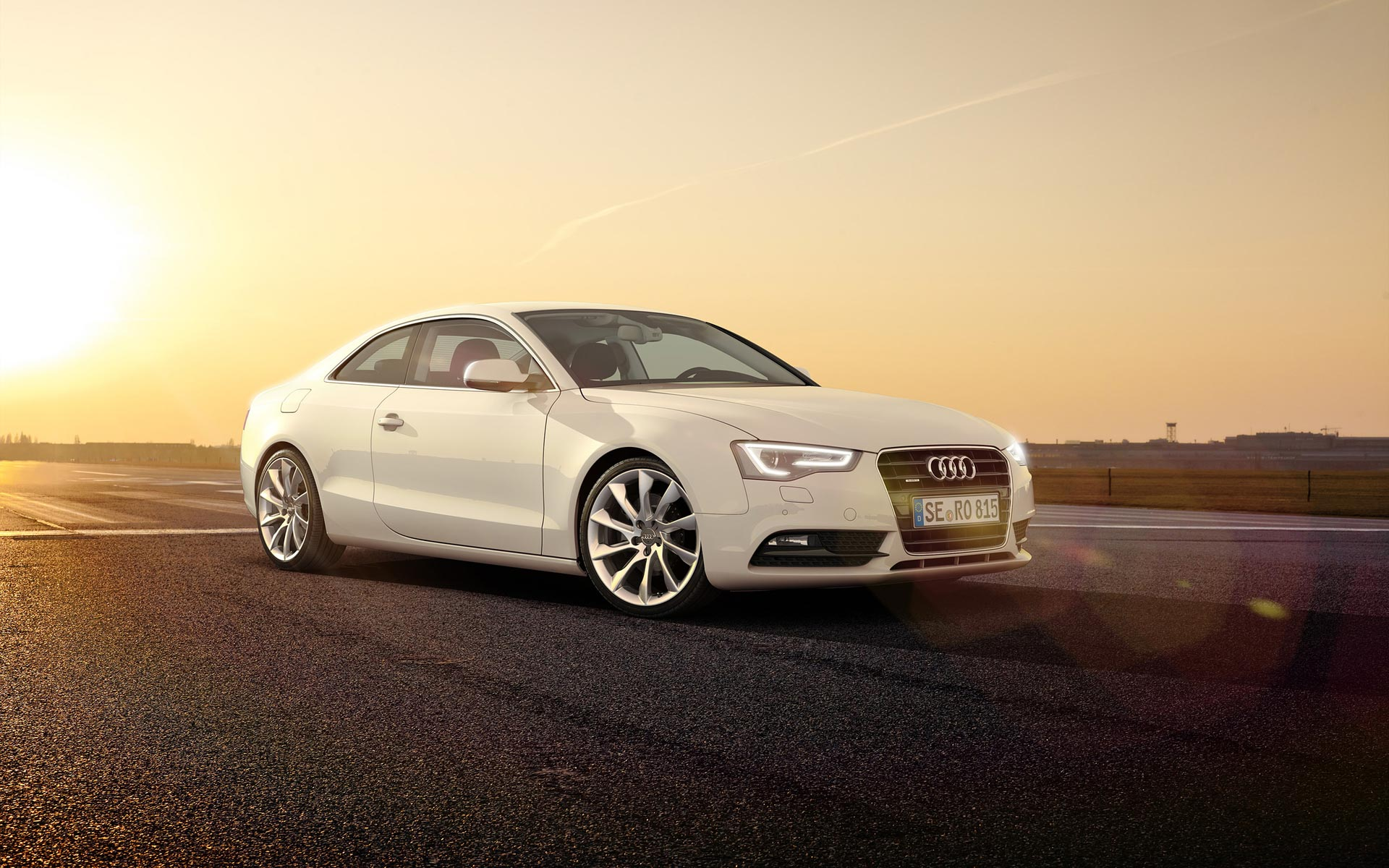 Happy New Year D Audi A5 Hd Wallpaper Pixelstalk Net