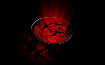 Biohazard Symbol Background Download Free | PixelsTalk.Net